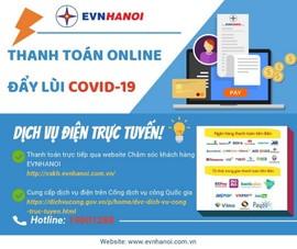 EVNHANOI khuyến khích thanh toán tiền điện trực tuyến