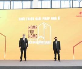 Giải pháp đổi nhà sống sang của Masterise Homes  