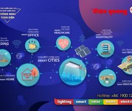 Điện Quang - Giải pháp chiếu sáng thông minh toàn diện
