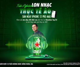 Trải nghiệm phiên bản lon cao Heineken® x Top DJs