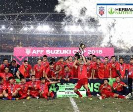 Herbalife Việt Nam đồng hành cùng giải bóng đá AFF Suzuki Cup 2020