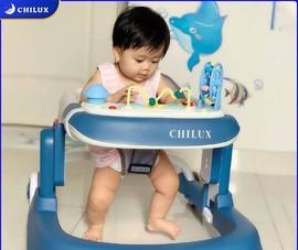 [REVIEW] Xe tập đi Chilux Walk G và Chilux Walk S