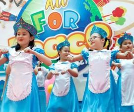 Môi trường quốc tế giúp học sinh tự tin hội nhập toàn cầu