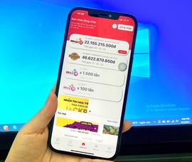 Jackpot vượt 46 tỉ đồng, lượng người chơi xổ số qua điện thoại tăng