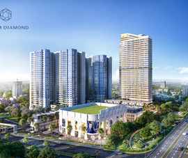 Thị trường địa ốc Bình Dương khan hiếm căn hộ cao cấp 'vừa túi tiền'