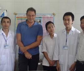 Giáo sư VinUni tìm ra 'vũ khí' mới đặc trị siêu sốt rét