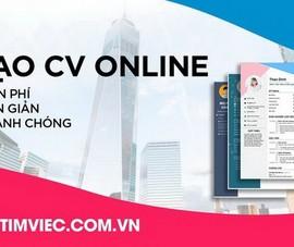 Cơ hội sở hữu việc làm siêu nhanh nhờ CV xin việc tại Cv.timviec.com.vn