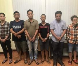 Nhóm người giả thuê ô tô ở TP.HCM rồi đưa sang Campuchia bán