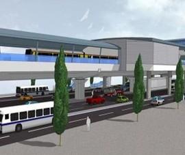 Metro 2 sẽ kết nối Khu đô thị Thủ Thiêm và Tây Bắc