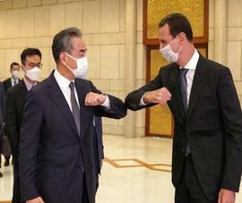 Sang Syria, Vương Nghị nói gì với Tổng thống Al-Asad?