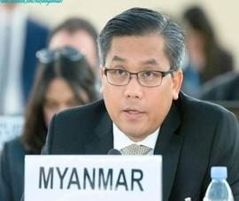 Myanmar: Âm mưu sát hại đại sứ tại LHQ là 'chuyện nội bộ' ở Mỹ