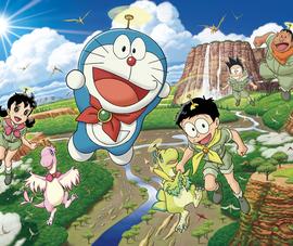 'Doraemon The Movie: Nobita's New Dinosaur' chính thức ra mắt