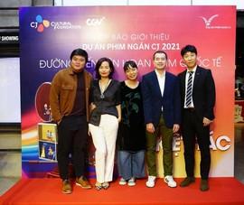 Dự án phim ngắn CJ mùa 3 công bố 5 dự án xuất sắc vào vòng chung cuộc