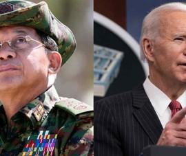 Mỹ liệt thêm loạt bộ trưởng, công ty Myanmar vào 'danh sách đen'