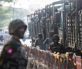 Myanmar yêu cầu giám đốc các hãng viễn thông không tự ý xuất cảnh