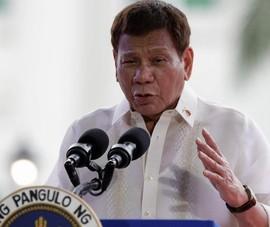 Tổng thống Philippines Rodrigo Duterte đồng ý sẽ tranh cử chức phó tổng thống