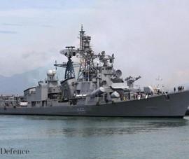 Hải quân Ấn Độ, Philippines tập trận hàng hải ở Biển Đông