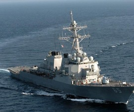 Truyền thông Trung Quốc kêu gọi quân đội đưa tàu chiến vào lãnh hải của Mỹ