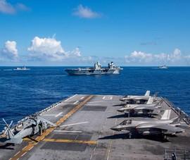 CRS công bố báo cáo cạnh tranh chiến lược Mỹ-Trung tại Biển Đông, biển Hoa Đông