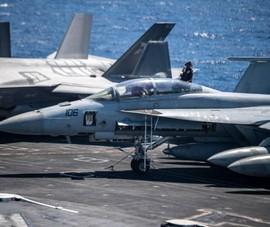 Chỉ huy nhóm tàu sân bay Carl Vinson nói về sự hiện diện của Mỹ tại Biển Đông