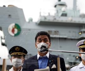 Bộ trưởng Quốc phòng Nhật: 'TQ tăng cường sức mạnh quân sự cả về chất và lượng'