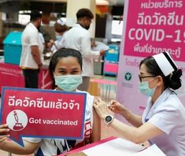 Thái Lan cho phép tiêm vaccine COVID-19 dưới da thay vì tiêm vào cơ bắp