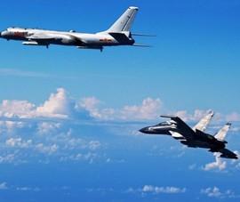 Đài Loan cảnh báo 19 máy bay Trung Quốc xâm nhập vùng nhận diện phòng không