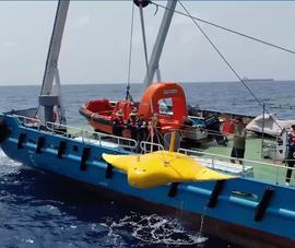 Cảnh báo việc TQ thử trái phép thiết bị 'cá đuối' không người lái ở Hoàng Sa