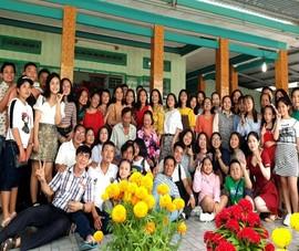 Ngày đầu năm đặc biệt của đại gia đình hơn 50 thành viên