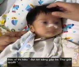 Bác sĩ bị 'tố' thờ ơ làm trẻ tử vong: BV Nhi đồng 2 nói gì?