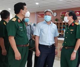 Bệnh viện 175: Sẵn sàng thu dung, điều trị bệnh nhân COVID-19