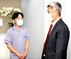 Bộ Y tế khen thưởng bệnh viện lột bỏ 'mặt quỷ' cho anh Mến