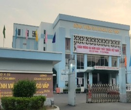 Bệnh viện quận Gò Vấp tạm ngưng hoạt động do F3 thành F0 đến khám