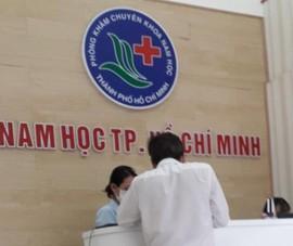 Công ty TNHH Thương mại Dịch vụ Nam học TP.HCM-VN bị phạt gần 153 triệu đồng