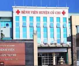 TP.HCM: Bệnh viện huyện Củ Chi sẽ là nơi điều trị COVID-19