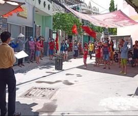 2 con hẻm ở phường 5, quận Gò Vấp được gỡ phong tỏa