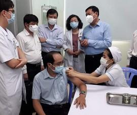TP.HCM tổ chức tập huấn, chuẩn bị đợt tiêm 836.000 liều vaccine phòng COVID-19