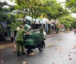 Ngày truyền thống đặc biệt của Công an TP Đà Nẵng