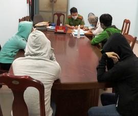 6 người định trốn khỏi Đà Nẵng để về quê tìm việc làm