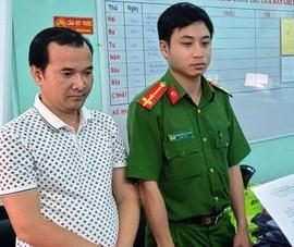 Công an Đà Nẵng bắt 1 chủ tịch HĐQT công ty bất động sản