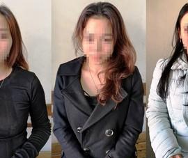 3 cô gái thuê resort ở Đà Nẵng phê ma túy