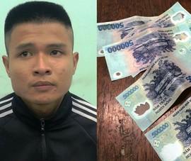 Bắt nhóm chuyên in tiền giả tại Đà Nẵng