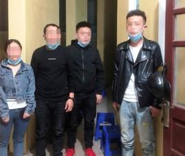 Đà Nẵng: Phát hiện 4 người Trung Quốc nhập cảnh trái phép