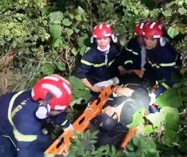 Nam thanh niên rơi xuống vực ở núi Sơn Trà