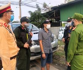 Đà Nẵng: Lại phát hiện 3 người Trung Quốc nhập cảnh trái phép