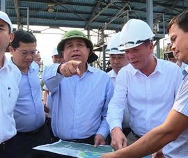 Bộ trưởng Bộ KH&ĐT cam kết hỗ trợ đầu tư Cảng Liên Chiểu