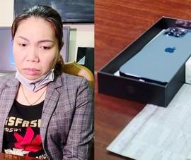 Nữ nhân viên massage trộm thẻ visa của khách, quẹt mua iPhone