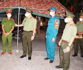 Công an Đà Nẵng dừng tiếp công dân để chống dịch COVID