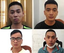 Nhóm 14 người  từ Hà Nội vào Đà Nẵng cho vay lãi nặng