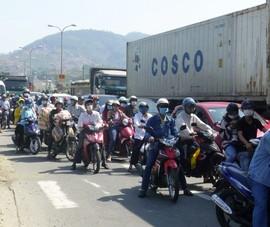 Đà Nẵng: Cấm xe tải vào nội thành trong thời gian thi tốt nghiệp
